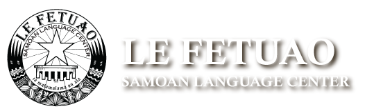 Le Fetuao: Samoan Language Center