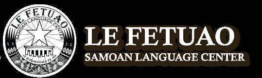 Le Fetuao: Samoan Language Center