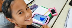 Using technology to learn language