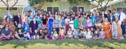 Photo: Le Fetuao Students and Teachers